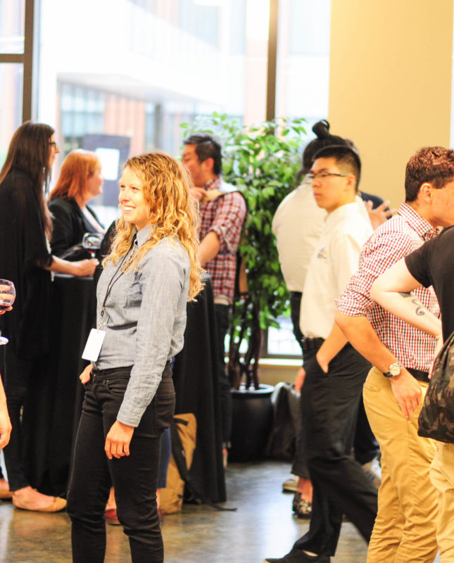 NXNE Future land Interactive Conference Networking