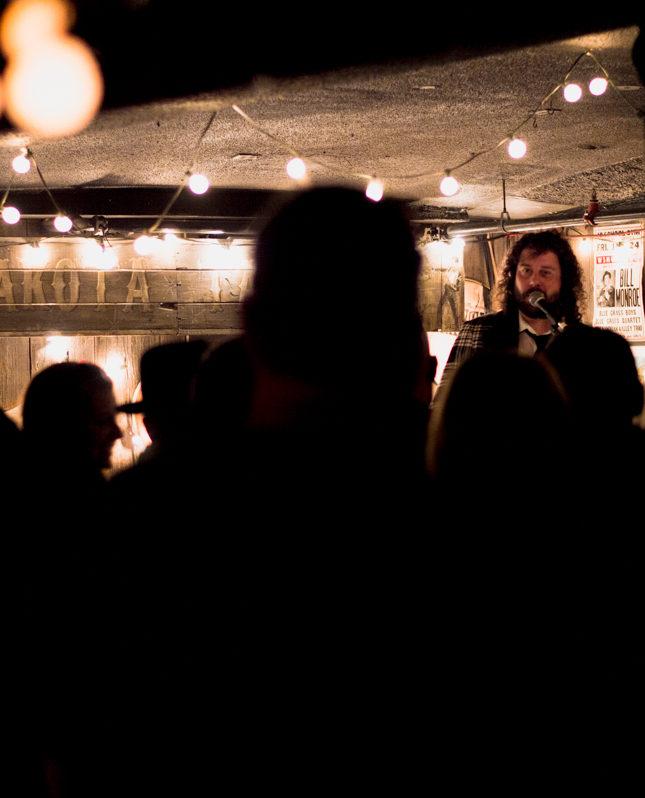 Mike Todd Good Man Album Release Dakota Tavern image 1