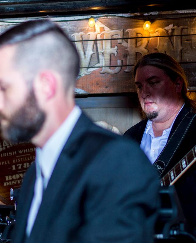 Mike Todd Good Man Album Release Dakota Tavern image 15