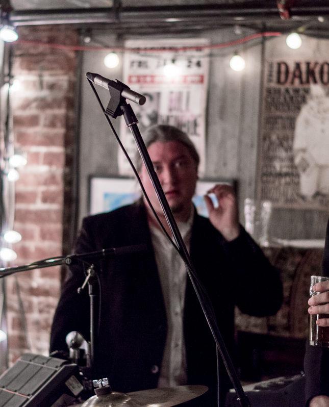Mike Todd Good Man Album Release Dakota Tavern image 21